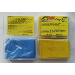 Clay Bar V2.0 FS Racing